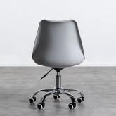 Verstellbarer Bürostuhl mit Räder Freya Scriva, Miniaturansicht 4