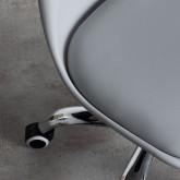 Verstellbarer Bürostuhl mit Räder Freya Scriva, Miniaturansicht 5