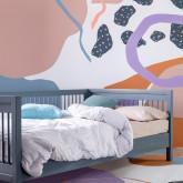 Kinderbett aus Holz Odam für Matratze 110cm, Miniaturansicht 2