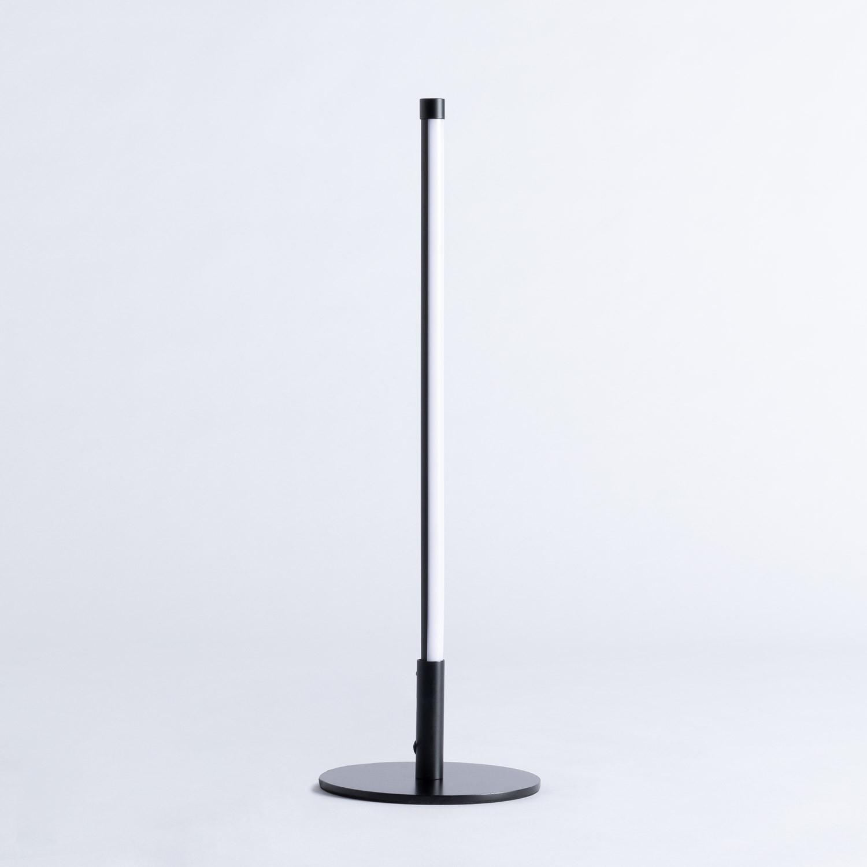 Aymar LED Aluminium Tischleuchte, Galeriebild 1