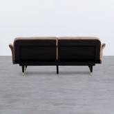 Bettsofa 3-Sitzer- in Samt Lisethe, Miniaturansicht 6