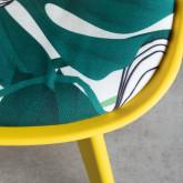 Esszimmerstuhl aus Polypropylen Nordic Verno, Miniaturansicht 4