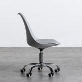 Verstellbarer Bürostuhl mit Räder Freya Scriva, Miniaturansicht 3