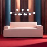 Sofa 2-Sitzer- in Kunstleder Epiama, Miniaturansicht 2