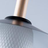 Lampe aus Aluminium und Keramik Annika, Miniaturansicht 6