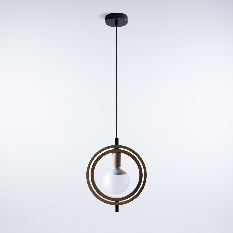 Lampe aus Holz Gemma, Galeriebild 1