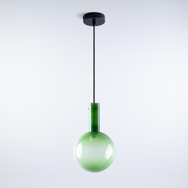 Lampe Bolb A aus Glas, Galeriebild 1