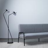 Bettsofa  3-Sitzer- aus Textil Bhurman, Miniaturansicht 2