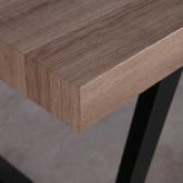 Esszimmer Tisch Rechtecking aus MDF (190x90 cm) Valle, Miniaturansicht 8