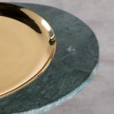 Konsole aus Marmor und Stahl Danna, Miniaturansicht 6