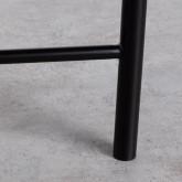 Garderobenständer aus Polykarbonat und Mármol (100x60 cm) Liuva, Miniaturansicht 7