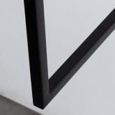 Wand-Garderobe aus Stahl (45x35 cm) Tulga, Miniaturansicht 6