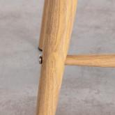 Hoher Hocker aus Polypropylen Emi (65 cm), Miniaturansicht 5