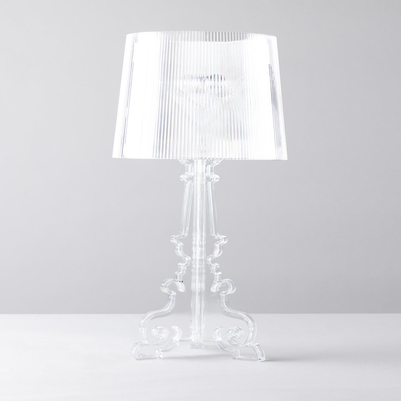 Tischlampe aus Methacrylat Realza, Galeriebild 1