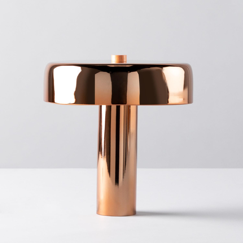 Tischlampe aus Metall Fungur, Galeriebild 1