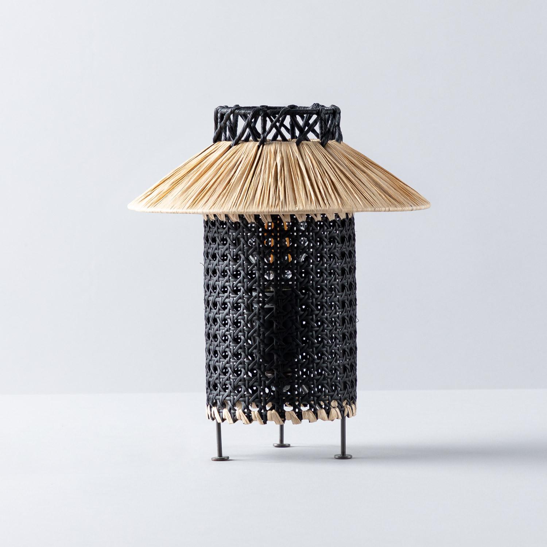 Tischlampe aus Metall Neko, Galeriebild 1