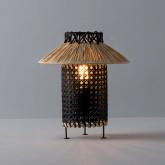 Tischlampe aus Metall Neko, Miniaturansicht 3