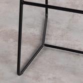 Hoher Hocker aus Stoff Lala Plus (62 cm), Miniaturansicht 4