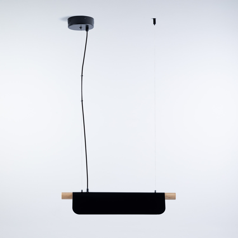 LED Lampe aus Eisen Aliona, Galeriebild 1