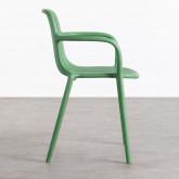 Outdoor-Stuhl aus Polypropylen Brand, Miniaturansicht 3