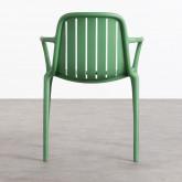 Outdoor-Stuhl aus Polypropylen Brand, Miniaturansicht 4