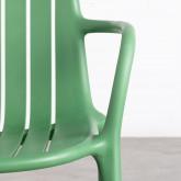 Outdoor-Stuhl aus Polypropylen Brand, Miniaturansicht 6