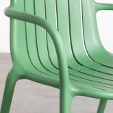 Outdoor-Stuhl aus Polypropylen Brand, Miniaturansicht 8