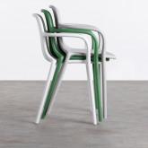 Outdoor-Stuhl aus Polypropylen Brand, Miniaturansicht 2