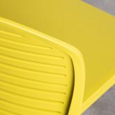 Outdoor-Stuhl aus Polypropylen Wave, Miniaturansicht 4