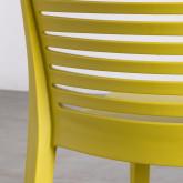 Outdoor-Stuhl aus Polypropylen Wave, Miniaturansicht 5