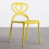 Outdoor-Stuhl aus Polypropylen Dream, Miniaturansicht 1
