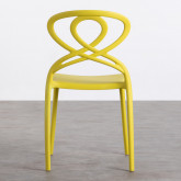 Outdoor-Stuhl aus Polypropylen Dream, Miniaturansicht 3