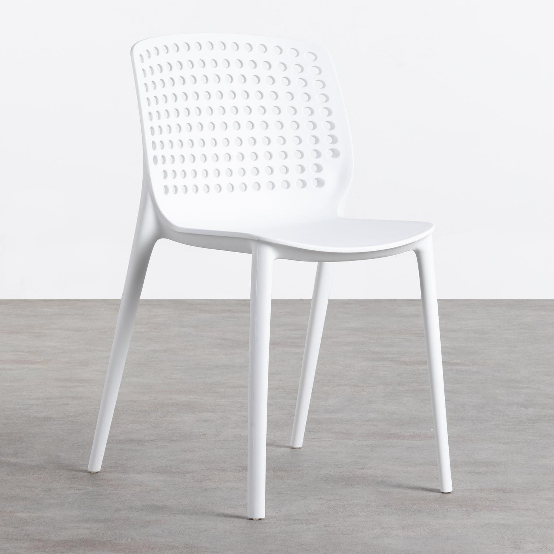 Outdoor Stuhl aus Polypropylen Hols, Galeriebild 1