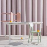 Outdoor Stuhl aus Polypropylen Dasi Lisa, Miniaturansicht 2