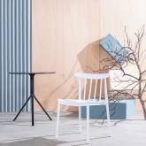 Outdoor Stuhl aus Polypropylen Sunty, Miniaturansicht 2