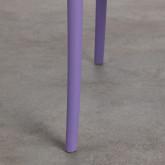 Outdoor Stuhl mit Armlehnen aus Polypropylen Cielo, Miniaturansicht 5