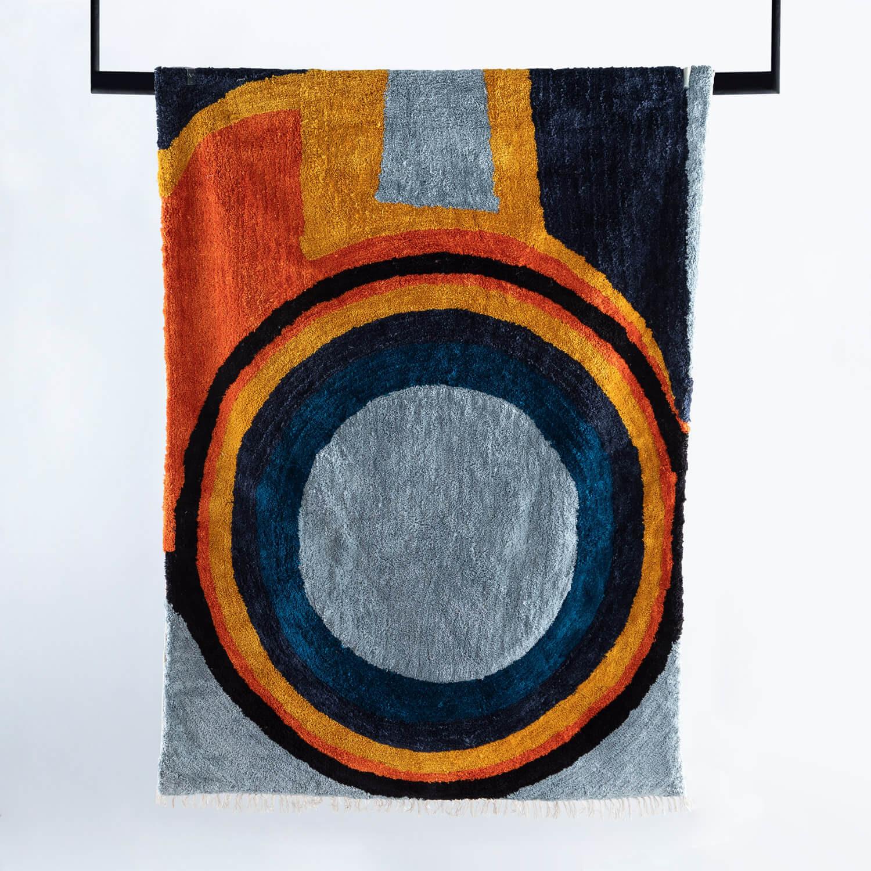 Alfombra Artesanal Runi 230x160 cm, imagen de galería 1