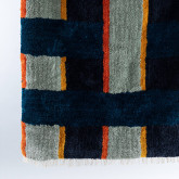 Alfombra Artesanal Miter 230x160 cm, imagen miniatura 4