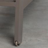 Tumbona de Aluminio y Textil Rivas, imagen miniatura 9