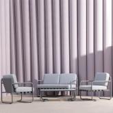Set de Jardín de Aluminio y Tela Paradise, imagen miniatura 2