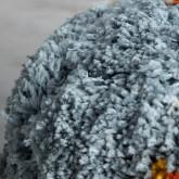 Puff Cuadrado en Poliester Mosac, imagen miniatura 6