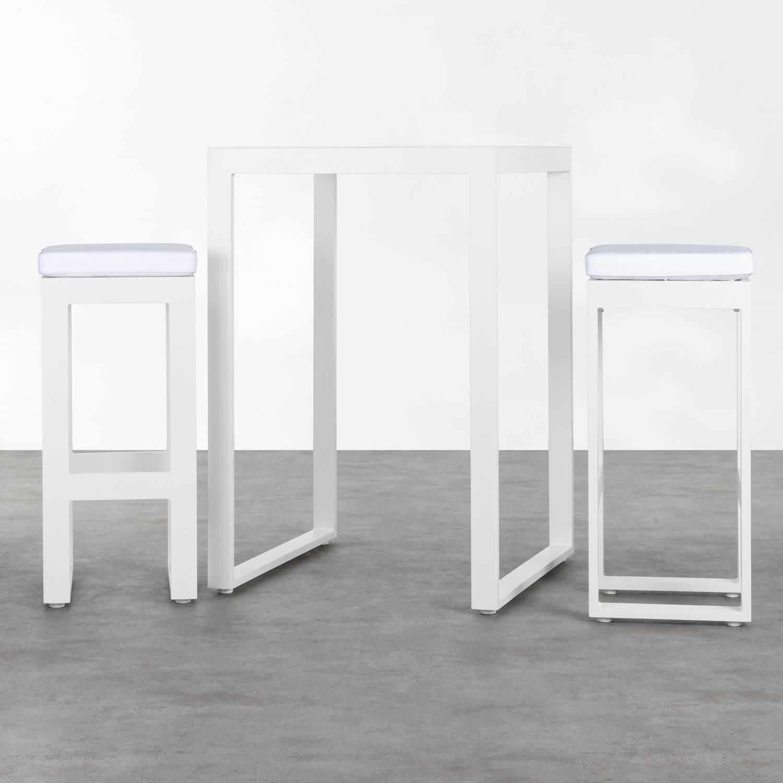 Set de Jardín de Aluminio y Tela Belar, imagen de galería 1