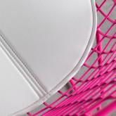 Silla de Comedor en Acero Amber Edición Fluor, imagen miniatura 8