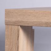 Mesa de Comedor Extensible en MDF (45,5-180,5x90 cm) Guest Rustic, imagen miniatura 9
