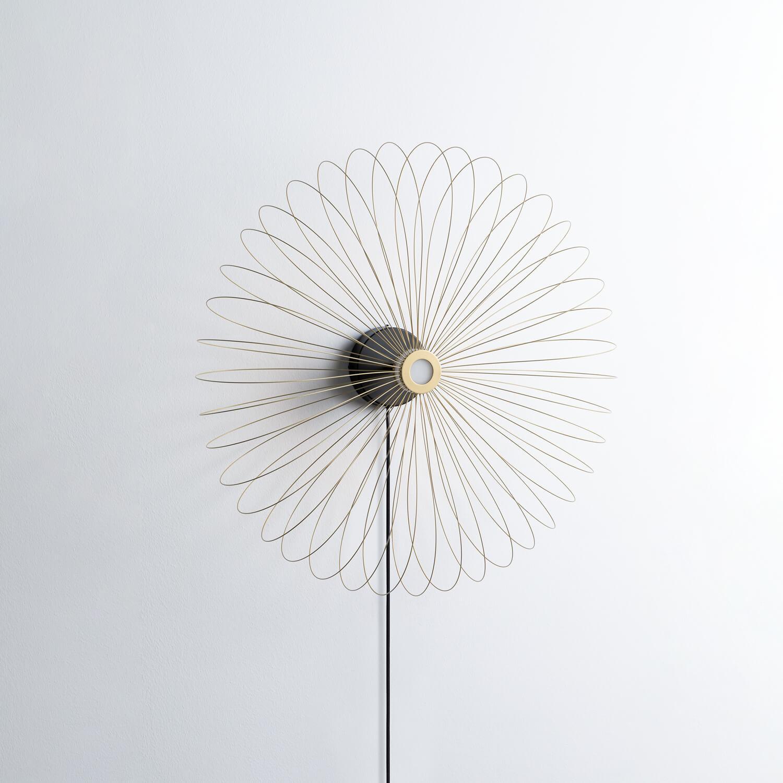 Aplique de Pared en Metal Sunly, imagen de galería 1