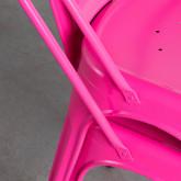 Silla de Comedor en Acero Vechio Industrial Fluor, imagen miniatura 8