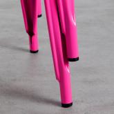 Silla de Comedor en Acero Vechio Industrial Fluor, imagen miniatura 10