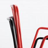 Silla de Comedor en Metal Matil, imagen miniatura 9