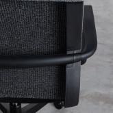 Silla de Oficina con Ruedas y Regulable Mid Back Jones, imagen miniatura 6
