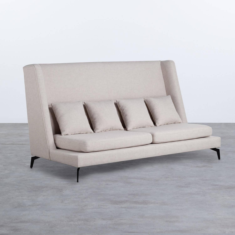 Sofá de 3 Plazas en Tela Ade, imagen de galería 1